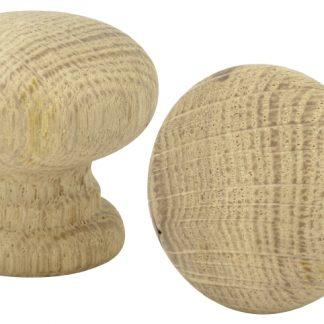 unpolished-oak-knobs